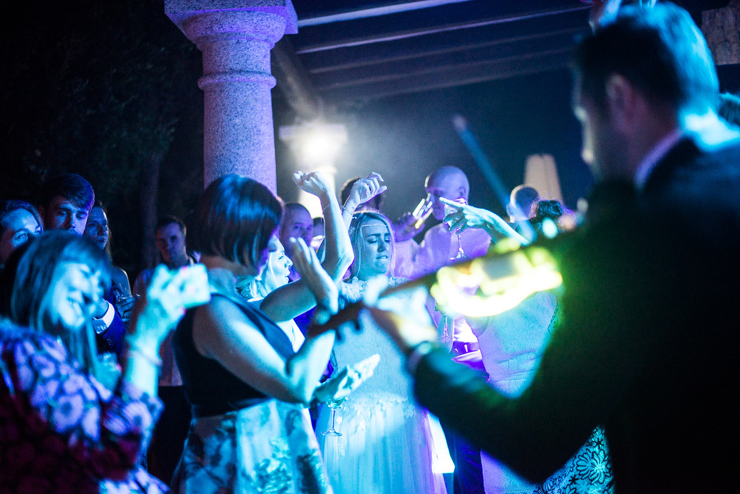 Planning for FUN: Keep Your Ibiza Wedding Going All Night!